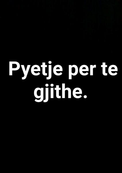 PyetjePerTeGjithe1's Profile Photo