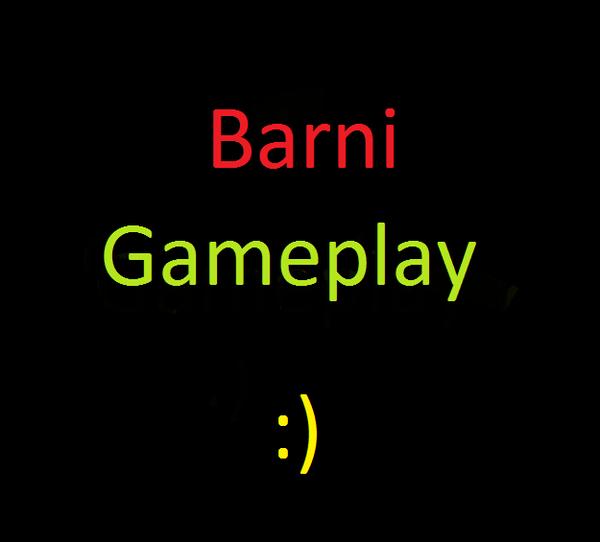 barnigameplay's Profile Photo