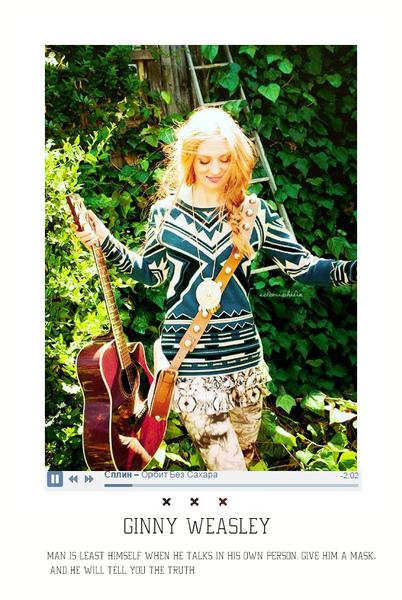 Gini_Weasley's Profile Photo