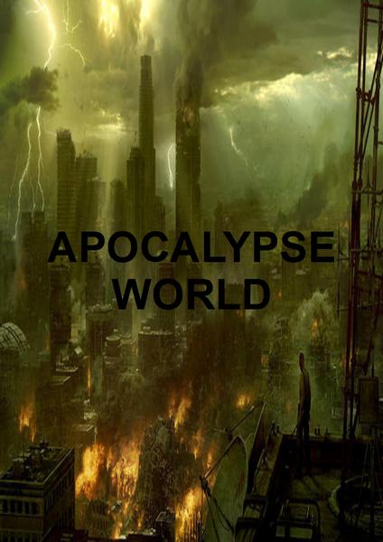 ApocalypseWorldRPG's Profile Photo