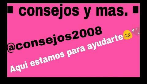 consejos2008's Profile Photo