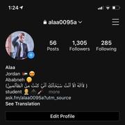 alaa0095a's Profile Photo
